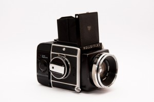 Rolleiflex SL66 with 120 back