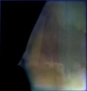 Pinhole on Impossible film LEVELED