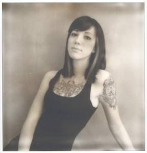 Stefanie Portrait